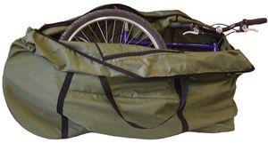 Велосипед в чехле