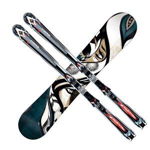Лыжи или сноуборд?