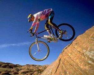 Фото горного велосипеда