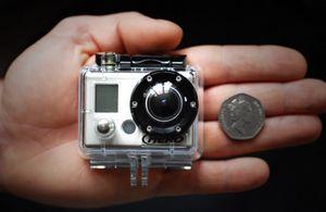 Видеокамера для экстрима