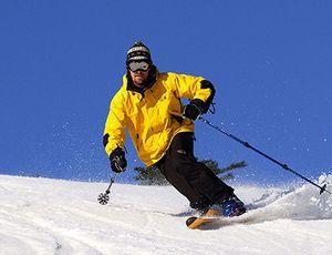 Фрирайд сноубординг