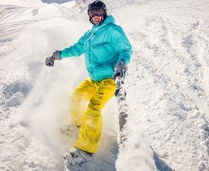 Сноубординг для начинающих