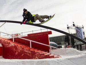 Джиббинг в сноубординге