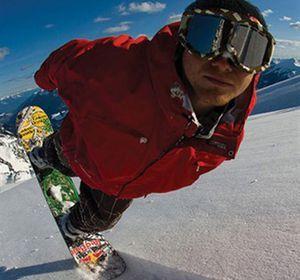 Стойка и скольжение на сноуборде