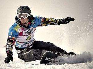 Карвинг в сноубординге