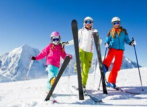 Как правильно выбрать горные лыжи