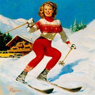 Выбрать горные лыжи