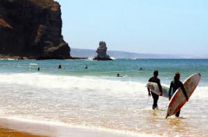 Северное побережье испании