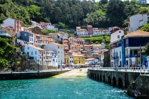 Астурия - лучшие пляжи побережья Испании