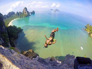 Бейсджампинг в Тайланде